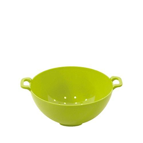 ZAK Designs 0204-M900 - Scolapasta Piccolo, 12 cm, Colore: Verde