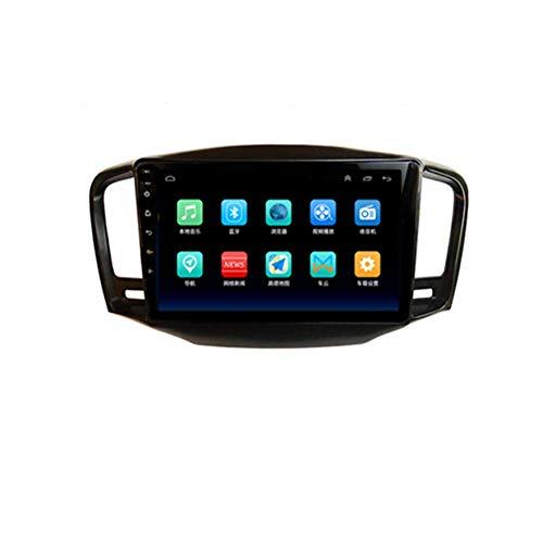Six6 9 Pulgadas en el Tablero de la Radio de Coche estéreo Android 8.1 Reproductor de Roewe 350 (2010-2015), capacitiva GPS de Pantalla táctil, WiFi, Bluetooth, Espejo Enlace (RAM 1G + ROM 16G)