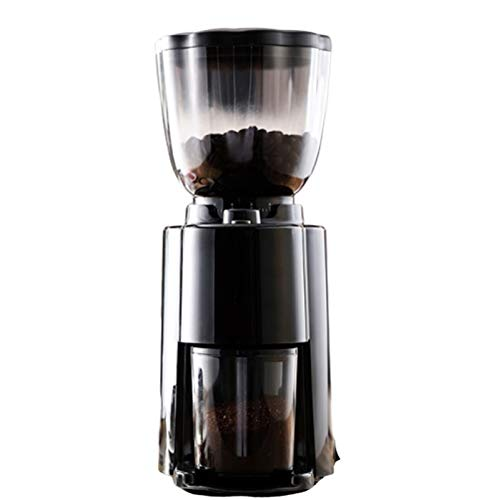 Coffee Maker Coffee Machine Automatic Household Coffee Machine Espresso and CappuccinoGrinder Mute Drip Coffee Maker for Home (black) Coffee Brewer