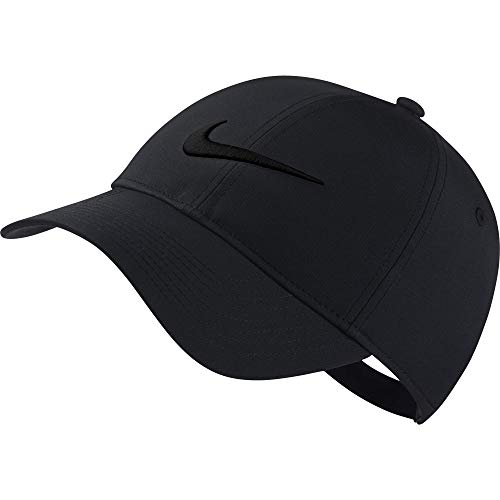 Nike Women's L91 Cap Core, Anthracite/Black, Misc