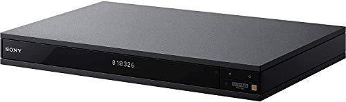 Sony Region Free UBP-X1100ES 4K Ultra HD Blu-ray Player UHD Multi Region Blu-ray DVD, Region Free Player 110-240 Volts, HDMI Cable & Dynastar Plug Adapter Package