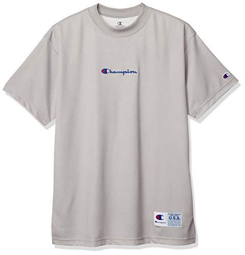 [チャンピオン] DRYSAVER Tシャツ バスケットボール C3-RB354 メンズ オックスフォードグレー 日本 L (日本サイズL相当)