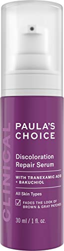 Paula's Choice CLINICAL Discoloration Repair Serum with Tranexemic Acid for Stubborn Dark Spots, Post-Acne Marks & Sun Damage, Paraben-Free & Fragrance-Free, 1 Fl Oz