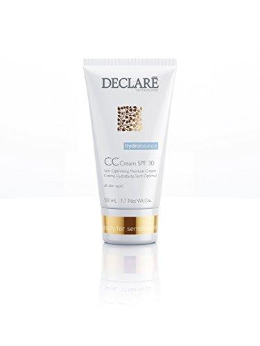 Declaré hidrobalance FEMM/mujeres, CC Cream SPF 30, 1er Pack (1 x 50 g)
