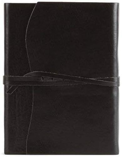 distribución global Cavallini - Diario Roma Lussa Cuero negro - 6x8.5ins-416 6x8.5ins-416 6x8.5ins-416 Páginas  barato