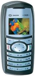 Sagem My X2CallYa Prepaid Teléfono con 5, de Euro prepago (SIM de Lock) ⭐