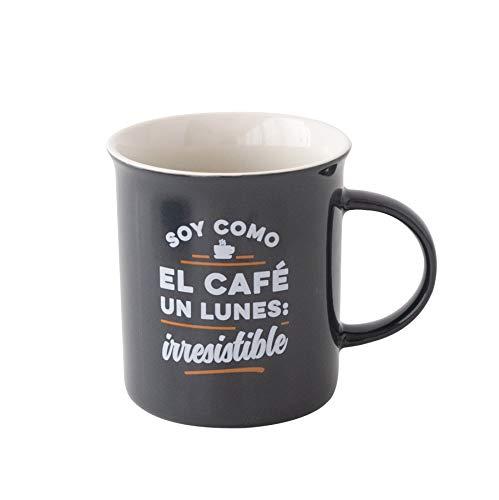 Taza - Soy como el café un lunes: irresistible