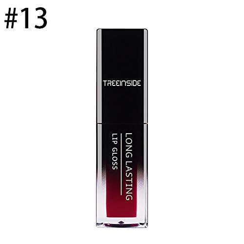 Xiton 1 PC Matte Samt Liquid Lippenstift Wasserdicht Natürlich Liquid Lip Gloss langlebig Lip Gloss Antihaft-Cup Creme Lippenbalsam (13)