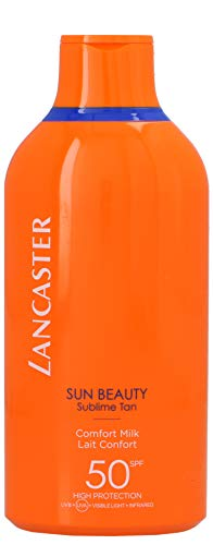 Lancaster Sun Beauty Velvet Fluid Milk Spf50 400 Ml 1 Unidad 1400 g