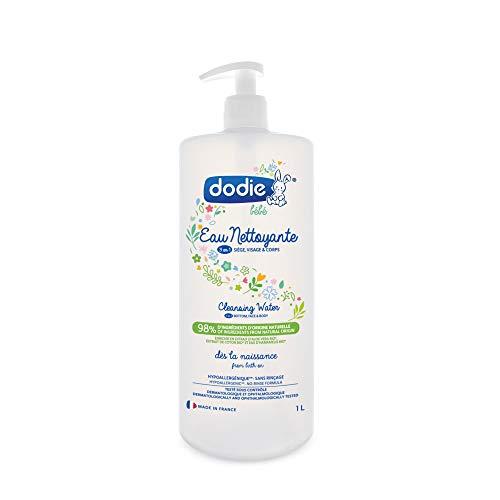 Dodie - Eau Nettoyante 3en1 1L