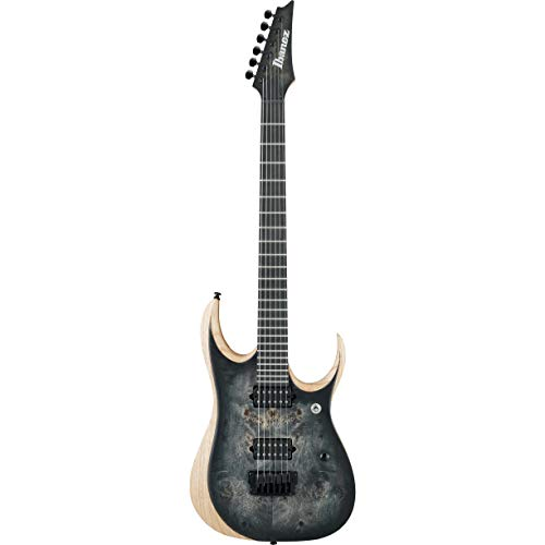Ibanez RGD Iron Label RGDIX6PB Electric Guitar Surreal Black Burst