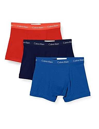 Calvin Klein 3-Pack Shorts - Cotton Stretch (U2662G)