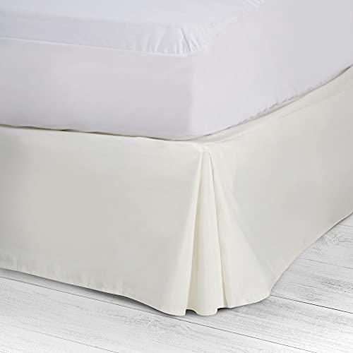 10XDIEZ Cubre canapé Dim Blanco 5 | (Cama 105 cm - Blanco)