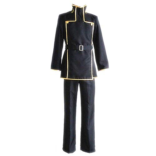 Charous Anime Code Geass Cosplay Party Kost¨¹m Uniform f¨¹r Frauen M?nner kompletter Satz