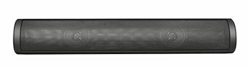 """'Trust 22403 """"2.1 Sound Bar with Subwoofer Speaker Set Black"""