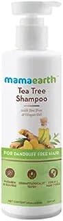 Mamaearth Tea Tree Anti Dandruff Shampoo, With Tea Tree & Ginger Oil, 250ml