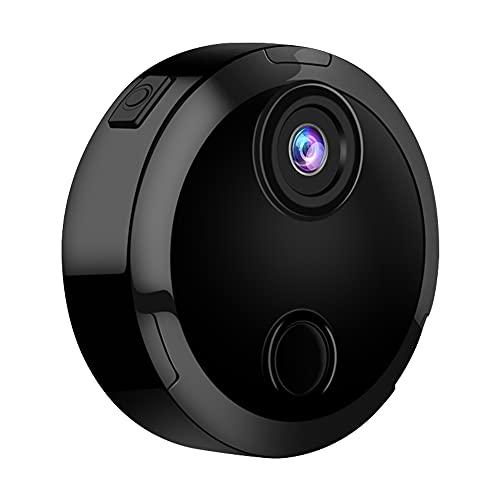 CHENPENG Mini cámara espía 1080P, cámara Oculta pequeña con WiFi, cámara de vigilancia Full HD con visión Nocturna activada por Movimiento para la cámara de Seguridad Interior al Aire Libre del hogar