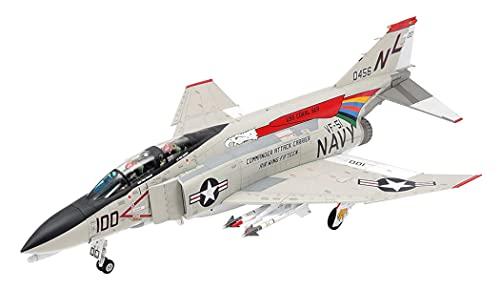 タミヤ 1/48 航空機シリーズ No.121 マクダネル・ダグラス F-4B ファントムII プラモデル 61121