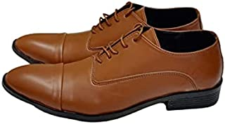 Classic lace-up oxford shoes