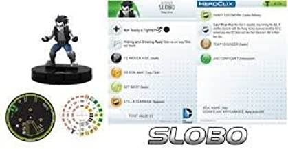 SLOBO #017B Teen Titans DC HeroClix PRIME