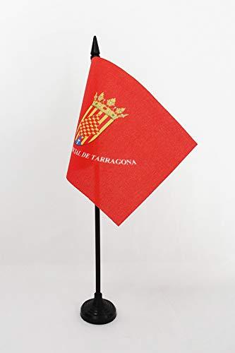 Az Flag Mesa Bandera Provincia de Tarragona, 15 x 10 cm