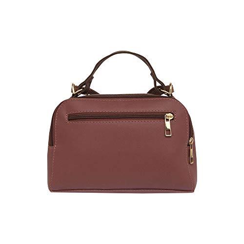 Baggit Lp Nami Y G Z Women's Handbag (Pink)