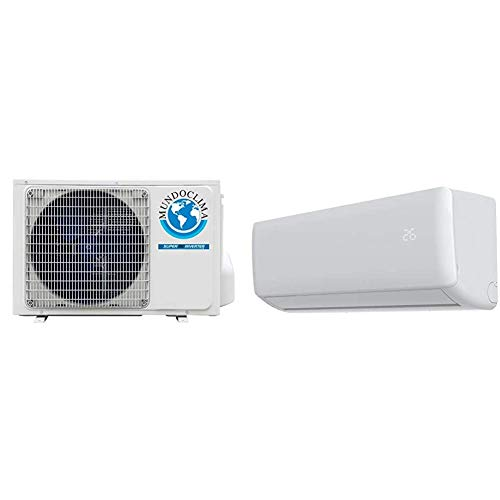 MUNDOCLIMA - SPLIT PARED INVERTER MUPR-12-H9A (R32)