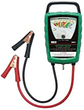 NAAFIE Meco -BM63 Battery Meter : 4-500Ah, 2-6 12V DC, with DC Voltmeter with Calibration Certificate