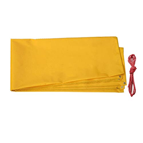 wasserdichte Polyplane, PVC-Plane/Für Dach, Camping, Outdoor, Patio Regen Oder Sonne LIUDINGDING (Color : A, Size : 4 * 10m)