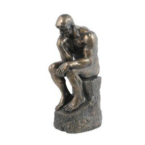 Pacific Giftware The Thinker Statue 8688