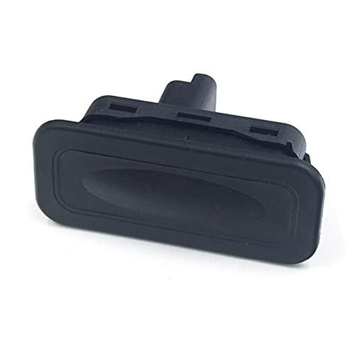 Práctico Interruptor de Respaldo Interruptor de la liberación del troncal del Tronco 8200076256 para Renault Clio Megane CAPTUR KANGOO FLOENCIA Black Equipaje Interruptor Piezas de Equipo automático