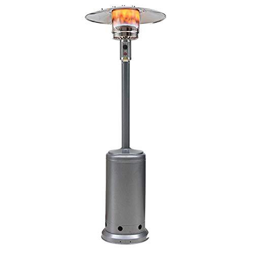 zunruishop Calentador de Ventilador eléctrico Calentador de Paraguas for la Estufa de calefacción rápida for Interiores for el hogar for el Calentador de Patio Cubiertas para radiadores (Color : B)