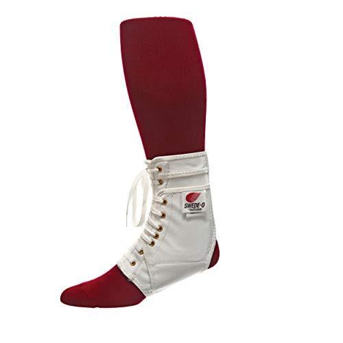 Swede-O Ankle Lok Ankle Brace, White - Large