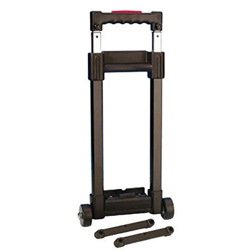 Adam Hall 3472 Trolley 2 - Estructura de asa extensible y ruedas para maleta tipo trolley