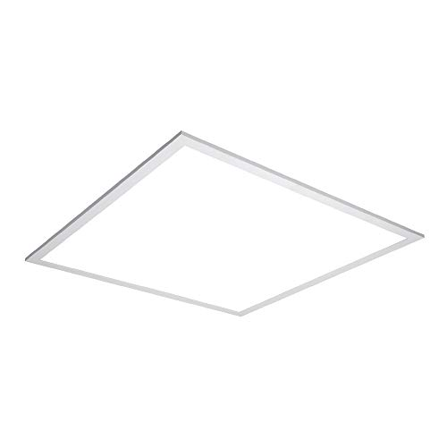 EATON Lighting RT22SP Metalux, 2' x 2', LED, Universal Voltage, 4,200 Lumens Cooper flat panel, White