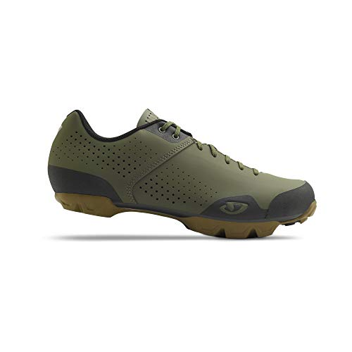 Giro Privateer Lace Chaussures Homme, Olive/Gum