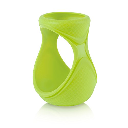 Joovy Boob Silicone Sleeve, Green, 8 Ounce