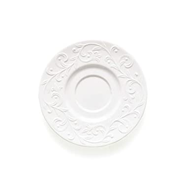Lenox Opal Innocence Carved Saucer