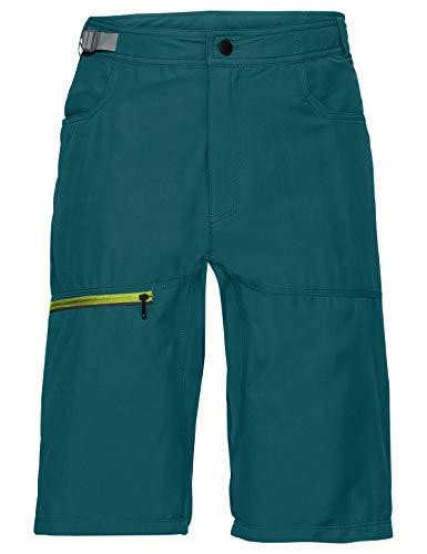 VAUDE Herren Tekoa Shorts Hose, Petroleum, 50