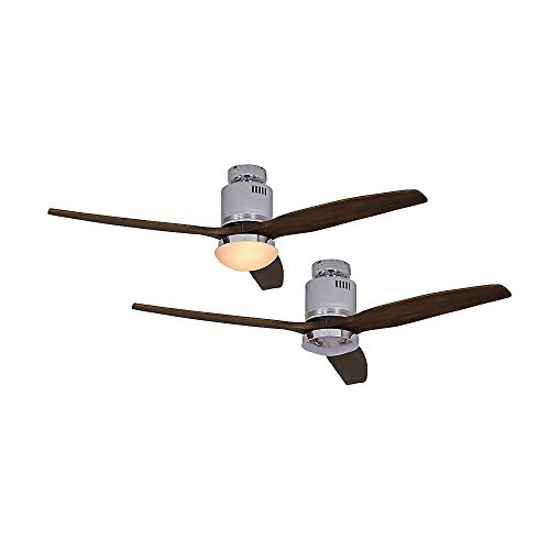 AERODYNAMIX Ventilador de techo, hoja de rotor Ø 1320 mm