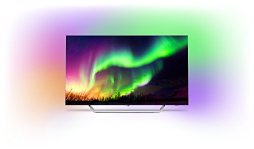 Philips 65OLED873 Smart TV da 65'' OLED, 4K Razor-Slim, Ambilight, Powered by Android