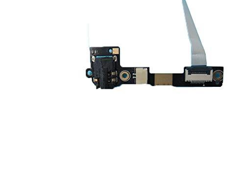 RTDpart Tablero Dmic de Tableta para Lenovo Ideapad MIIX 310-10ICR 5C10L60470 ADU BD YF 80SG con Cable Nuevo