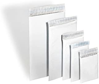 500 #000 4x8`` Poly Bubble Mailers from The Boxery