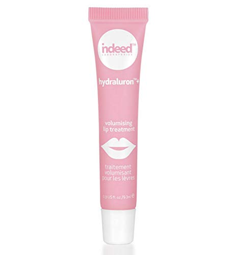 Indeed Laboratories Hydraluron Volumising Lip treatment: Treat, Soothe, Hydrate & Plump Size: 0.31 fl oz/9.3 ml