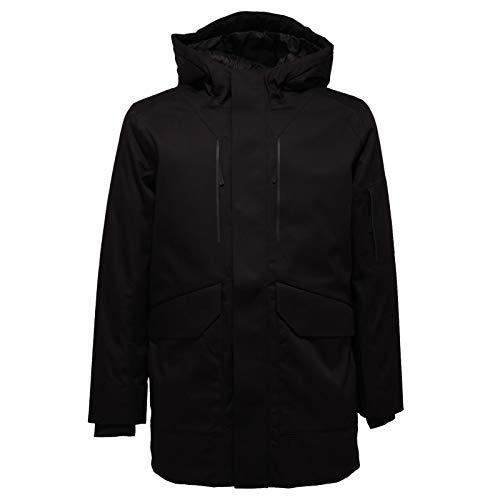 1277AC Giubbotto Uomo Selected Homme Black Parka Jacket Men [M]