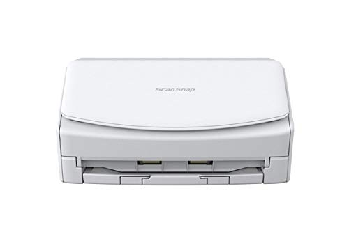 Fujitsu ScanSnap iX1400 PFU Document Scanner (Double Sided Read/ADF/One Button Operation/USB Connection)