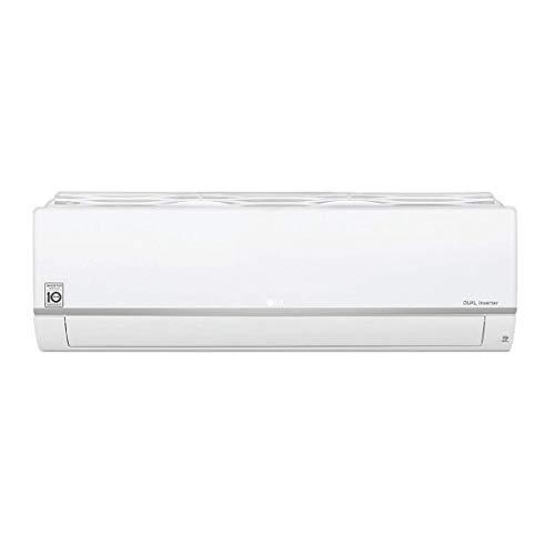 LG 1.5 Ton 3 Star Inverter Split AC (Copper, KS-Q18SNXD, White, Ocean Black Protection)