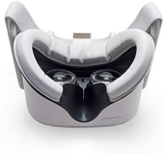 VR Cover Facial Interface and Foam Replacement Set Dark Grey Light Grey product image