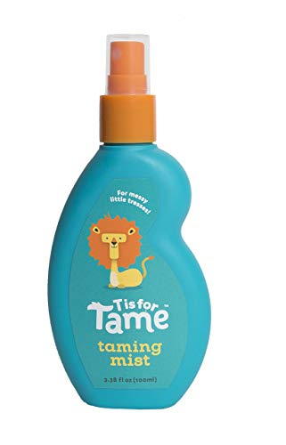 T is for Tame | Hair Taming Spray for Babies, Toddlers, Kids | 100%...