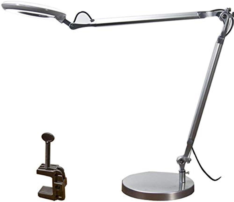 MZ Klapptisch-Lampe, LEKRL Kreative Klapp-Lampe, geeignet für die Fütterung, Lesen, Bettlampen